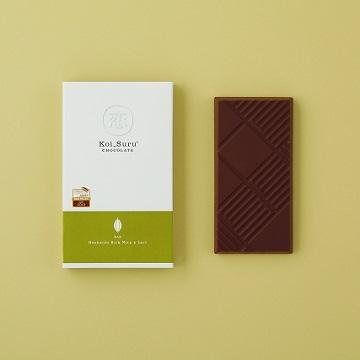 石屋製菓の恋するチョコレートとは?